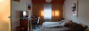 Room with private bathroom Pöllö