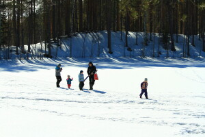 Winter programs for families